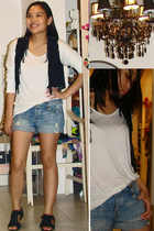 street couture Hong Kong vest - Topshop - cotton on - Renegade Folk shoes