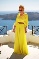 yellow Finezze dress