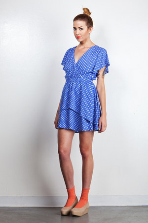 polka dot DORIS dress