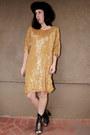 Black-jeffrey-campbell-boots-gold-sequins-beads-vintage-dress