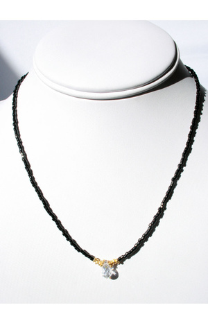 Double J Jewelry necklace - necklace