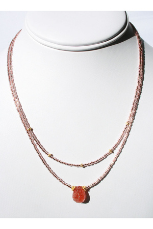 Double J Jewelry necklace - necklace - necklace