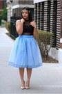 Arden-b-top-eshakti-skirt-ebay-heels