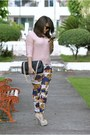 To-sweater-lucky-brand-leggings-handbag-heaven-purse-qupid-heels