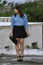 Zara skirt - Qupid heels