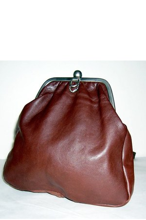 brown bag - leather accessories