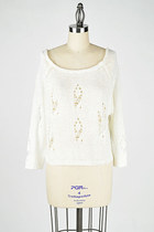 vintage style POL sweater