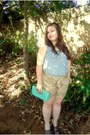 Aquamarine-bag-camel-espao-fashion-shorts-silver-tng-top-light-brown-corel