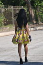 Yellow-fashion-gal-dress-black-forever-21-boots