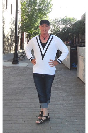 talia sweater rag & bone sweater - Clarks sandals