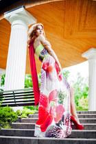 viscose EFL dress