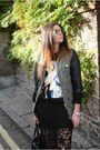 Black-zara-boots-dark-khaki-primark-jacket-black-balenciaga-bag
