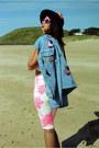 Black-river-island-hat-sky-blue-missguided-jacket-coral-f-f-bag