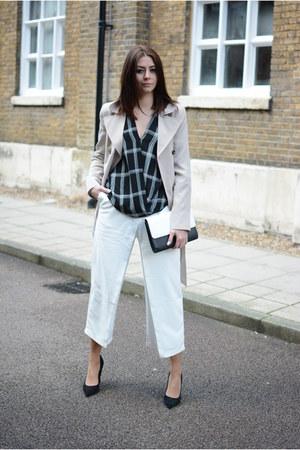 white culottes lavish alice pants