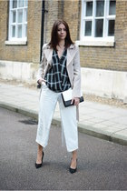 white culottes lavish alice pants