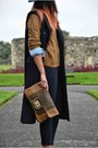 Navy-h-m-coat-navy-accessorize-hat-tan-warehouse-bag-navy-zara-pants