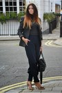 Gray-primark-blazer-black-zara-bag-navy-zara-pants-gray-zara-jumper