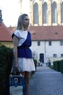 White-sweetacacia-skirt-blue-vintage-blouse-blue-deichmann-shoes-blue-orla