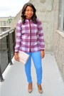 Call-it-spring-shoes-old-navy-jeans-h-ampm-shirt-h-ampm-bag