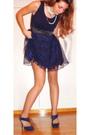 Lollipops-dress-uterque-shoes-silver-necklace