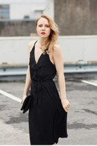 black Mexx dress