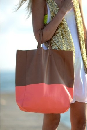 salmon bag