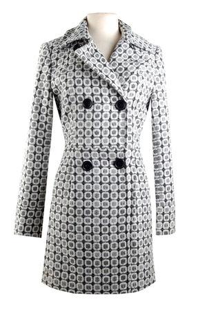 gray liu coat