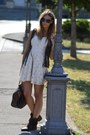 Brown-strategia-boots-ivory-lace-zara-dress