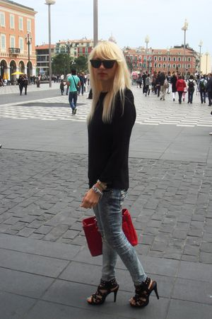 Chanel purse - Primark shoes