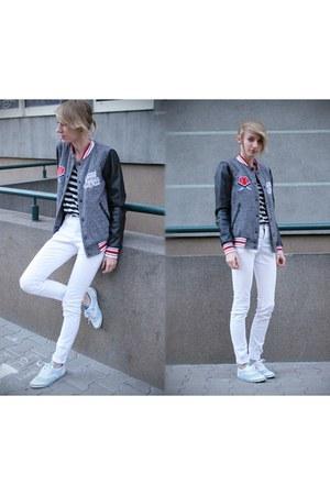 varsity Misbhv jacket
