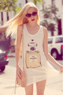 White-tank-pretty-sunday-dress-light-pink-rebecca-minkoff-purse