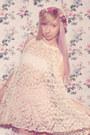 Ivory-super-old-lace-vintage-dress