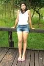 Jeans-basic-shorts