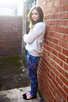 H&M Trend sweater - Primark pants