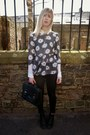 Black-new-look-boots-black-miss-selfridge-jeans-white-zara-shirt