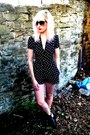Black-topshop-boots-black-thrifted-sunglasses-navy-motel-romper