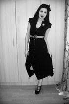 Tally Weijl shirt - no name skirt - Leonardo heels