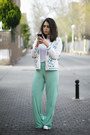 White-oasapcom-jacket-white-zara-shirt-cream-dresslily-necklace