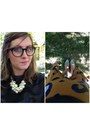 Navy-warby-parker-glasses-white-love-always-necklace