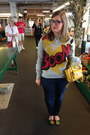 Navy-levis-jeans-yellow-31-phillip-lim-for-target-bag