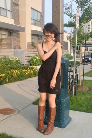 wilfred dress - Zara shoes