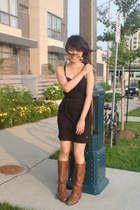 wilfred dress - Zara shoes