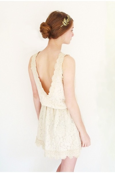 lace Zara dress - perfecto The Kooples jacket
