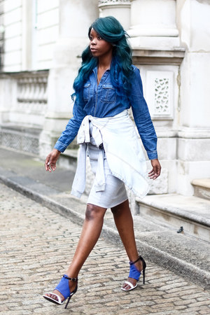 Denim Skirt - How to Wear and Where to Buy | Chictopia