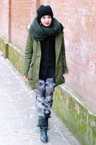 no name jacket - Sheinside leggings