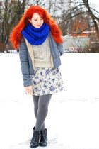 loop Promod scarf - floral sommer Only dress - Pimkie jacket