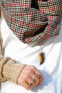 Brown-h-m-hat-circle-h-m-scarf-nude-pimkie-cardigan