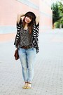 Black-thboxes-hat-dark-brown-primark-bag-black-aztec-romwe-cardigan