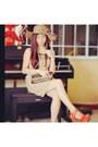 Fashion-estilo-coutures-dress-dress-casual-chic-shoes-by-estilo-couture-heels