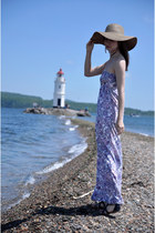Terranova dress - Terranova hat